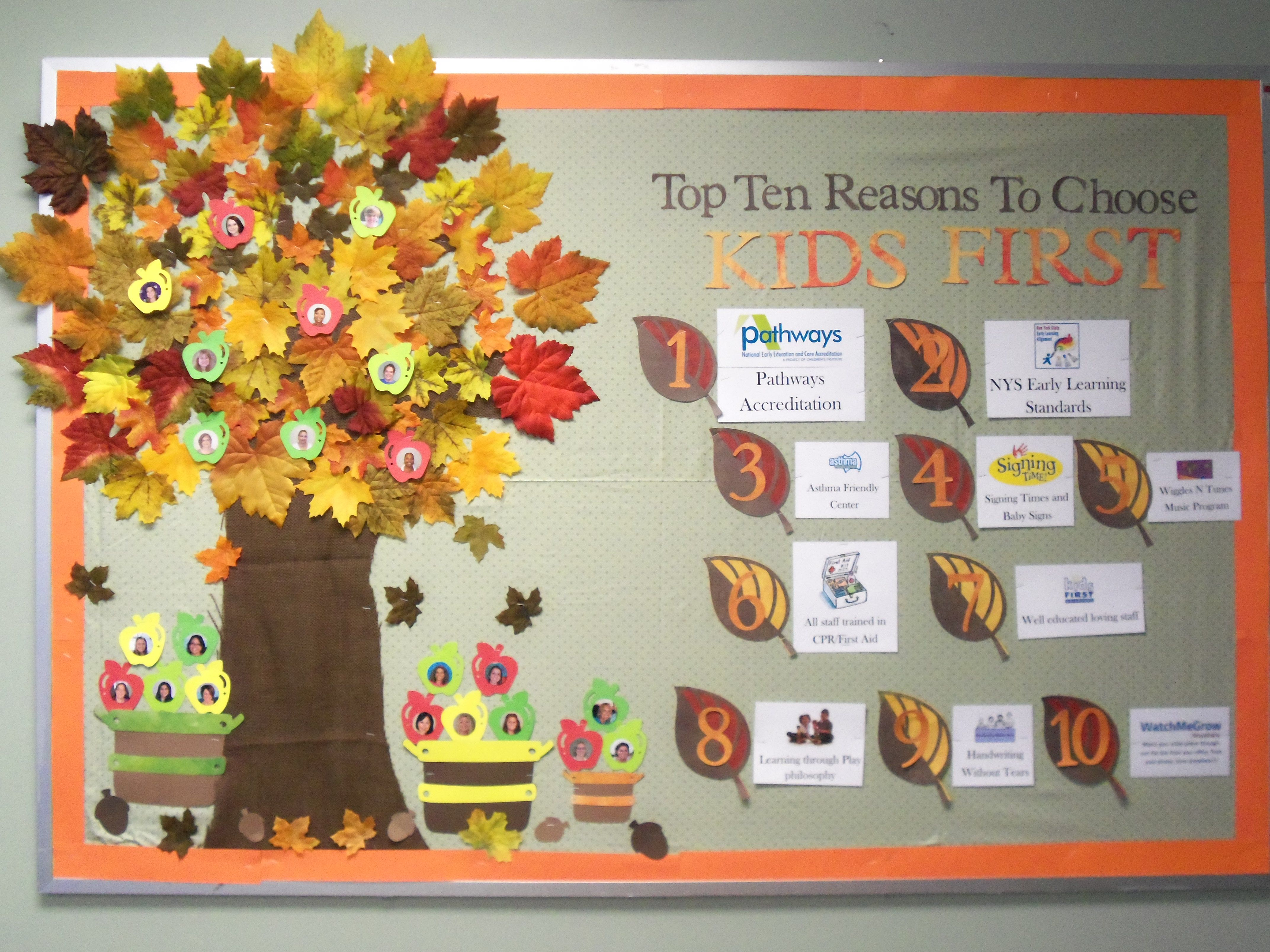 Office Bulletin Board Sept 2013 | Bulletin Board Ideas ...