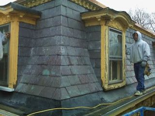 Best Preservation In Action More Than A Mansard Roof The 400 x 300
