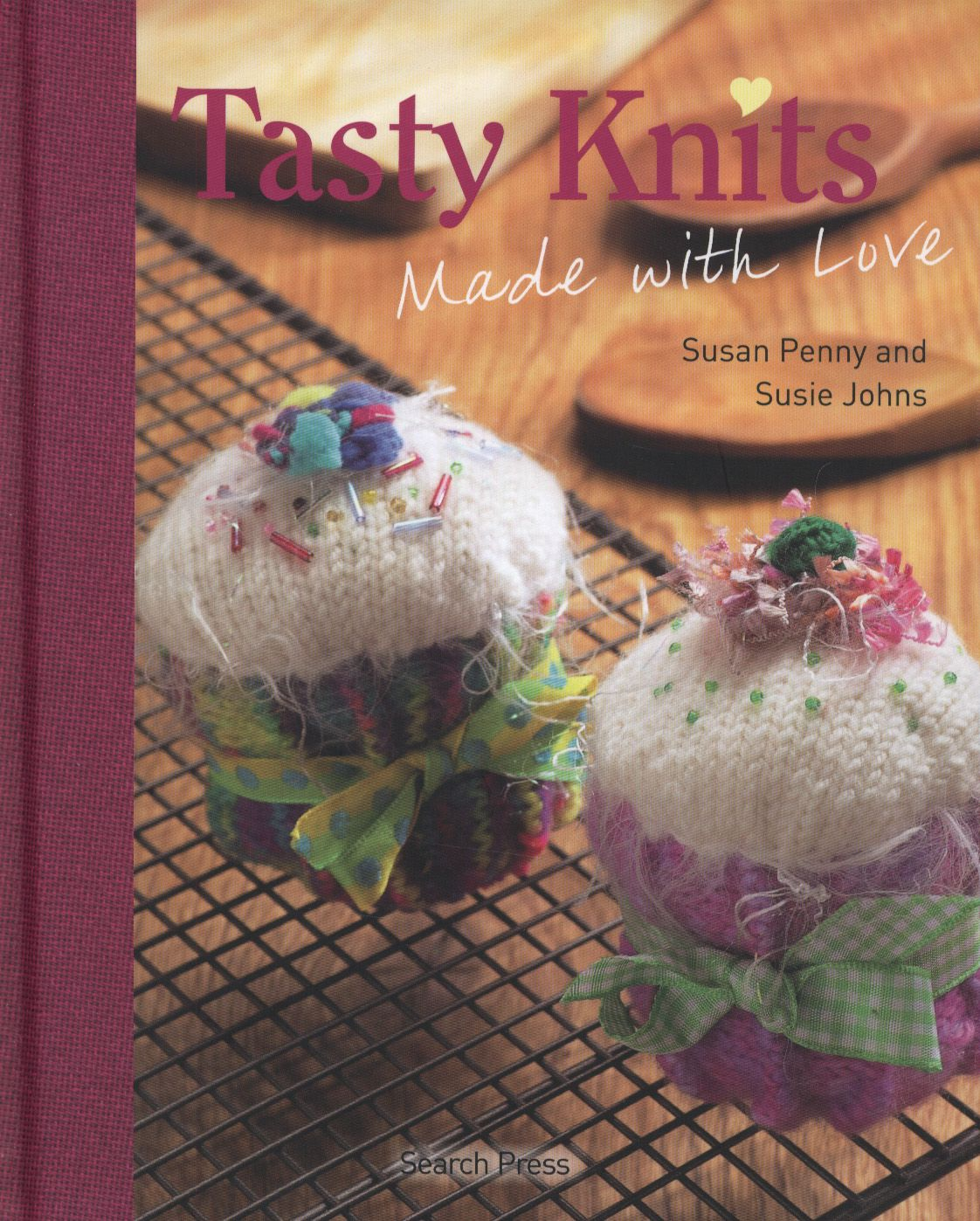 Tasty knits made with love susan penny and susie johns free cupcake knitting pattern from the book tasty knits through the making spot bankloansurffo Image collections