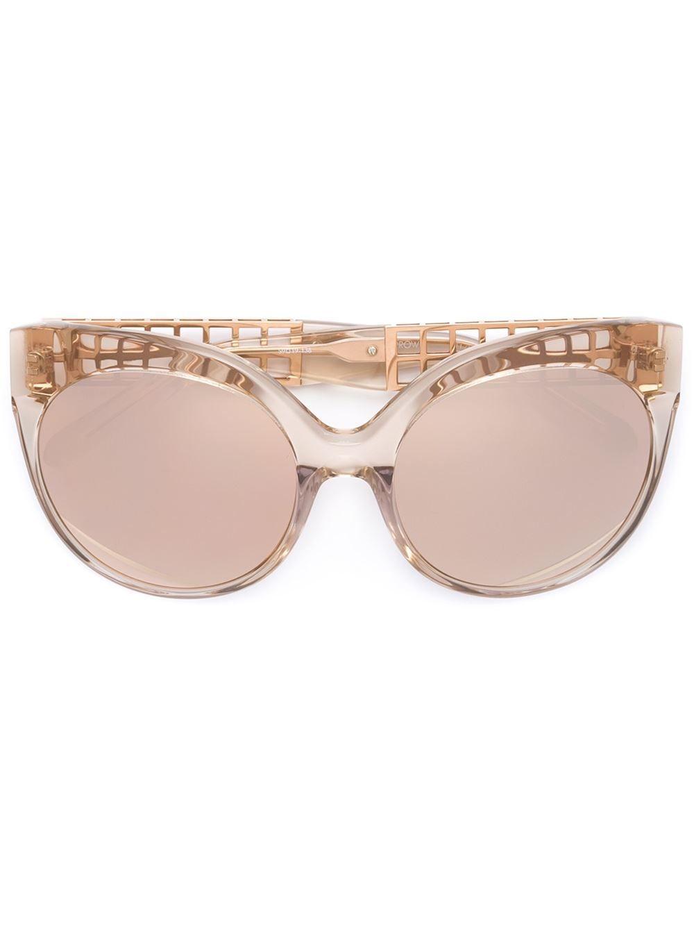 c7751b244c3d Linda Farrow cat-eye sunglasses