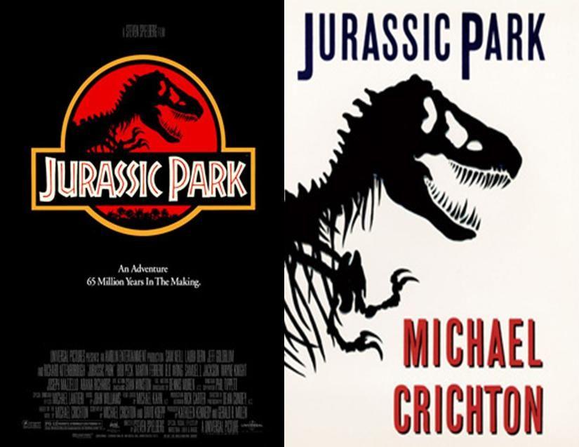 Michael Crichton könyvek