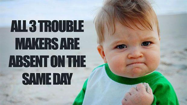 Es ist zurück in die Schule mit 47 der besten Lehrer Meme! | Team Jimmy Joe