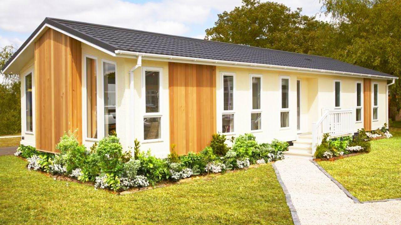 Fabulous new oakwood court 2 bedroom park home for sale in