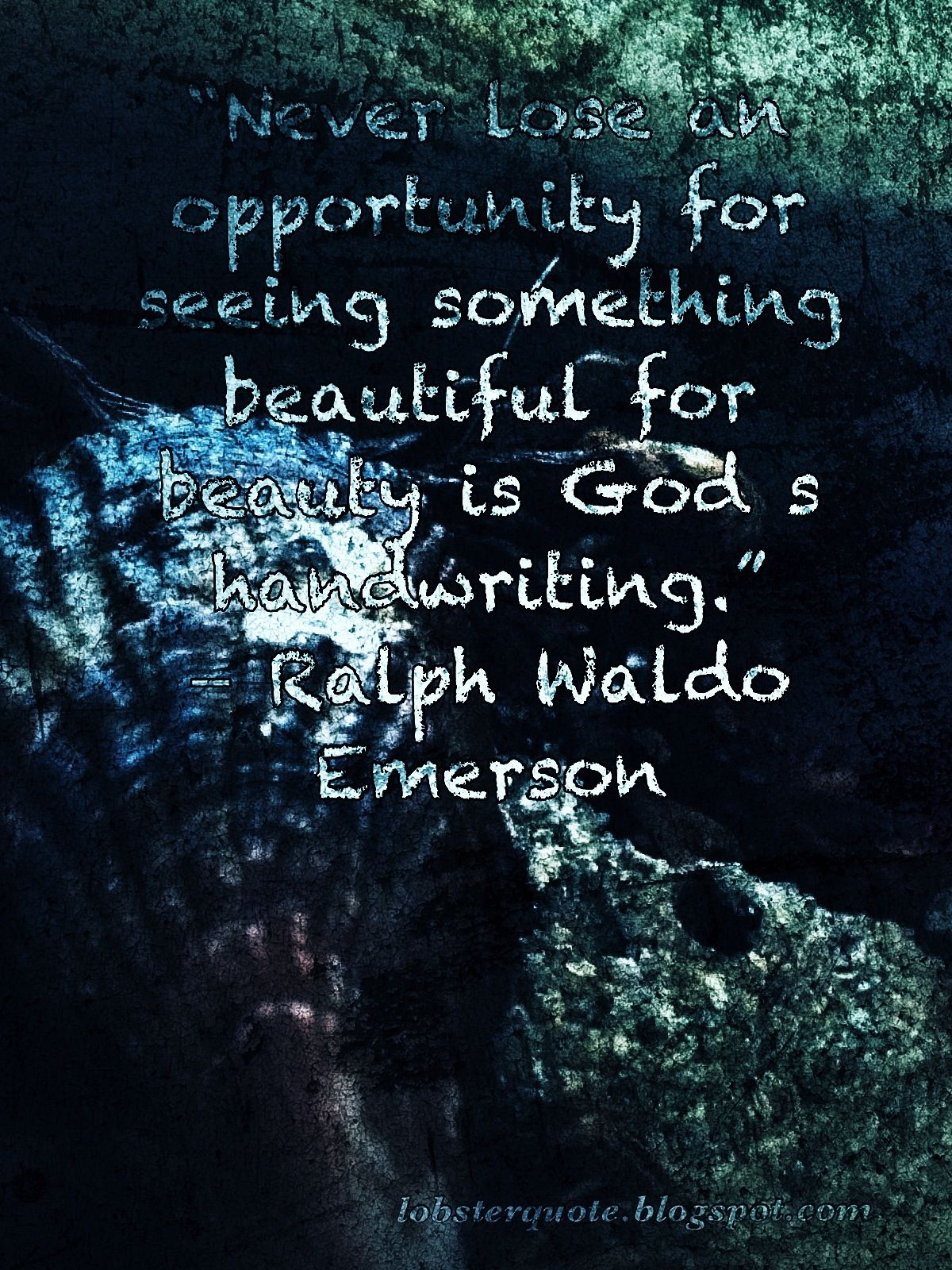 Emerson Inspirational Quotes About Beauty. QuotesGram