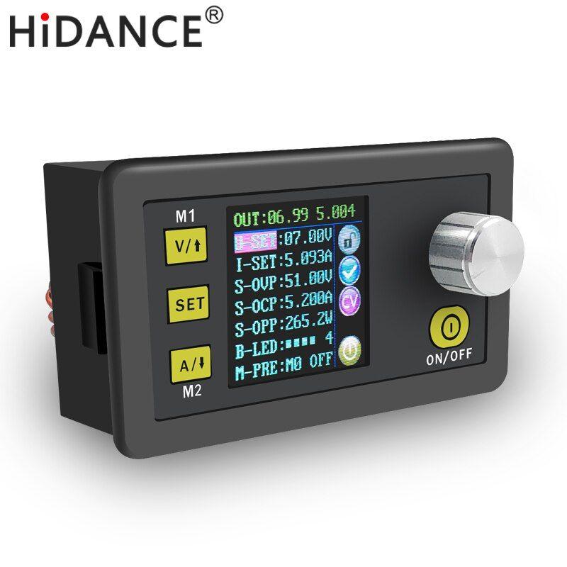 Digital Control Power Supply 50v 5a Adjustable Constant Voltage Constant Current Tester Dc Voltmeter Regulators Ammeter In 2020 Constant Current Power Supply Tester