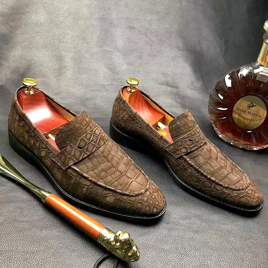 Pin on Alligator Shoes and Crocodile Shoes for Sale
