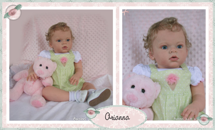 Custom Reborn Toddler Baby Doll~ Bushel and a Peck~ CUSTOM ORDER | eBay