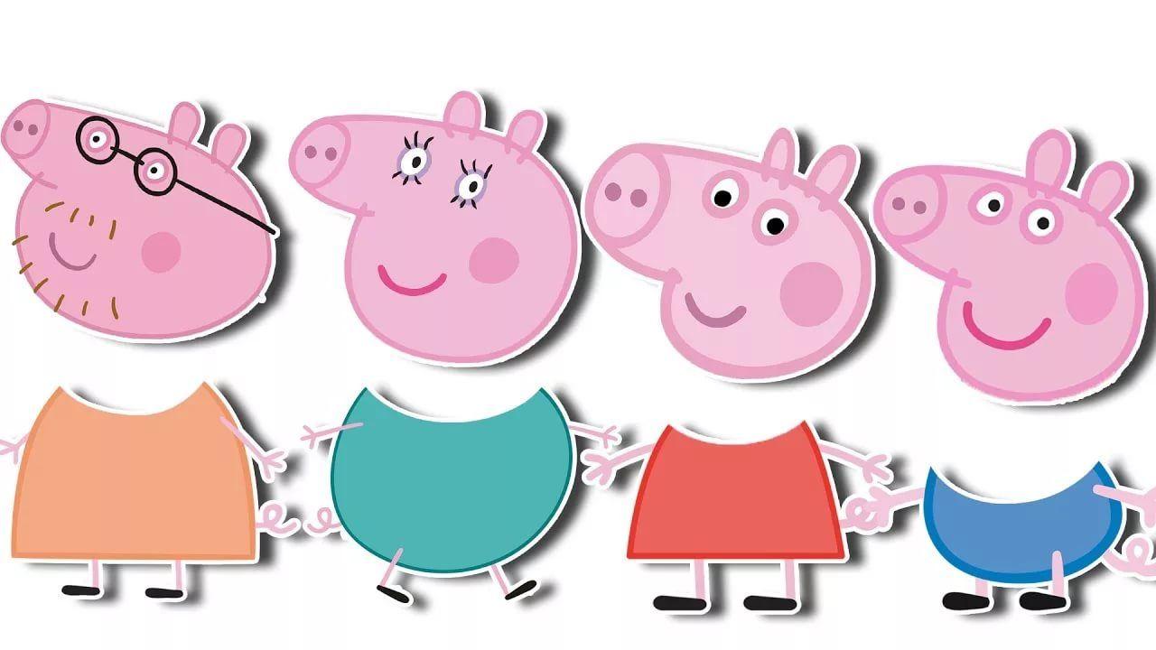 свинка пеппа и друзья новый год картинки: 11 тыс ...