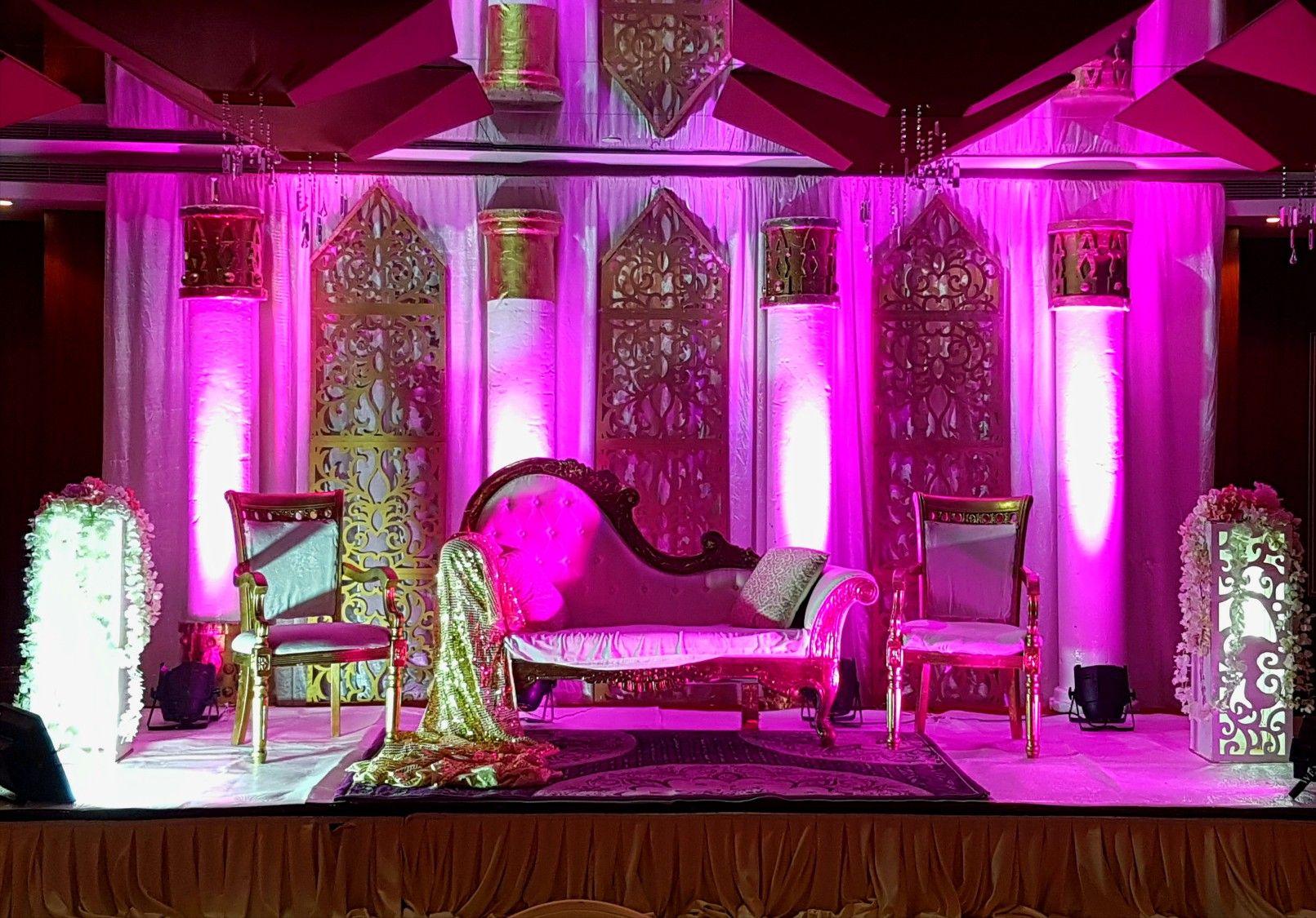 Simple Weddingroyal Small Decorationkoshawedding Stageelegant