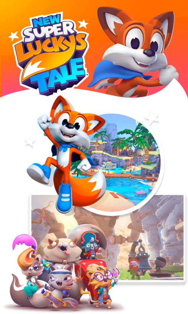Enter to Win New Super Lucky's Tale for Nintendo Switch! 5