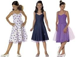 dress patterns for girls - Google Search