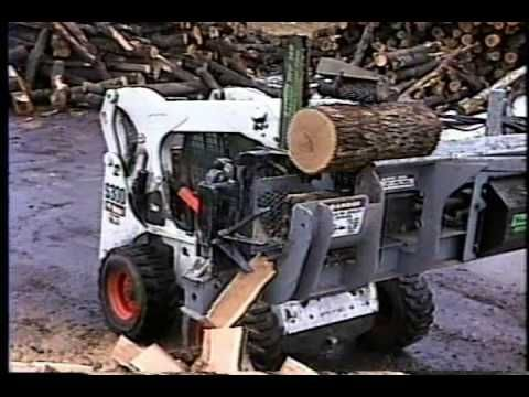 Hahn Hfp160 Firewood Pro Part 2 In 2019 Firewood
