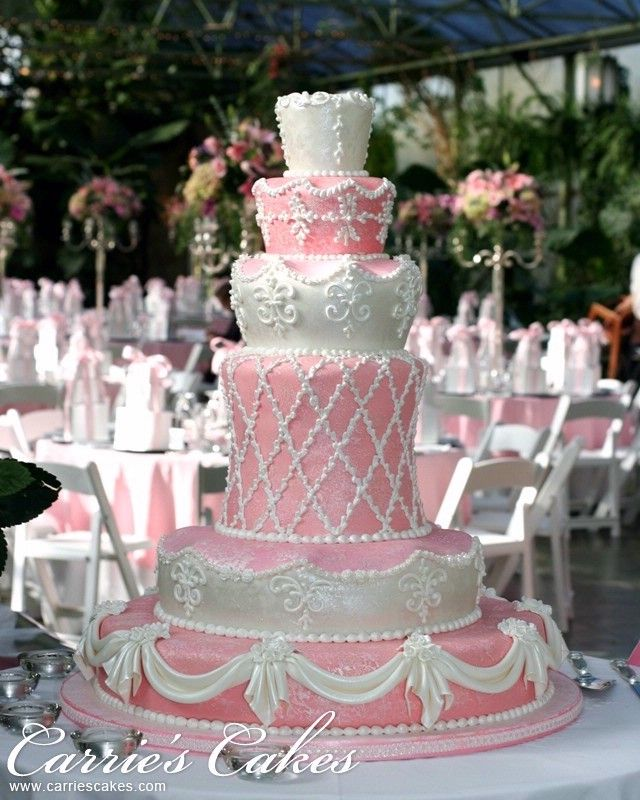 Marie Antoinette cake...I want a Marie Antoinette themed birthday party.