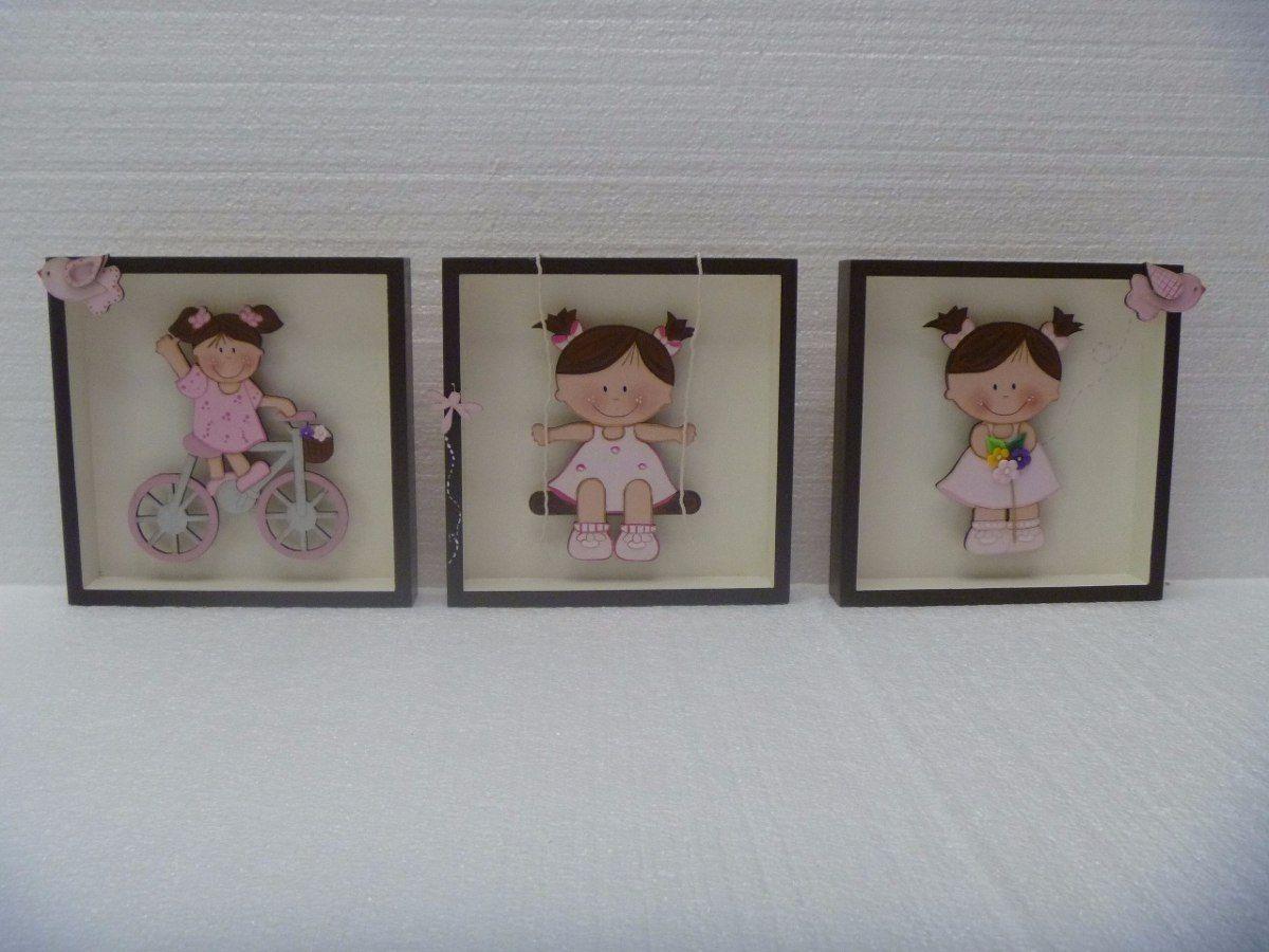 Cuadros para el cuarto de tus ni os bebe decoracion infantil bebes pinterest decoracion - Cuadros habitacion nino ...