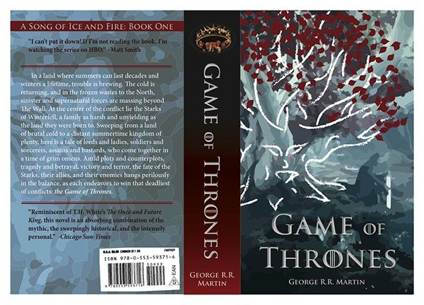 photograph regarding Game Covers Printable called sport of thrones authentic guide go over - Google Glance Minis