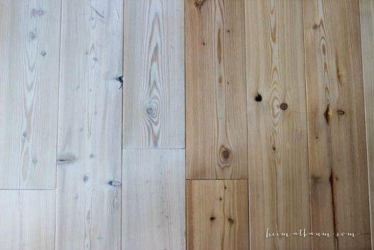 Dielen Laugen Und Seifen Nach Traditioneller Skandinavischer Art Heimatbaum Fertig Gelaug Holz Weiss Lasieren Mobel Weiss Streichen Renovierung Und Einrichtung