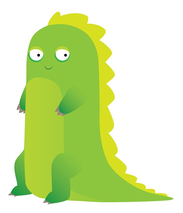 Dinosaur vector for free download