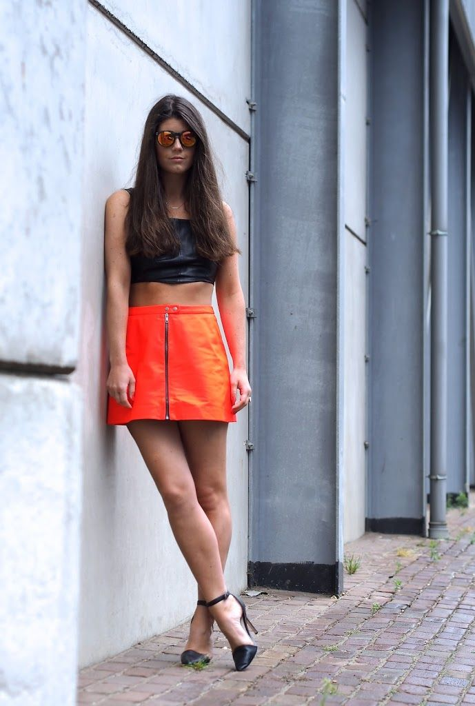 OUTFITPOST: MATCH DAY WITH MUUBAA - Fashionista Chloë