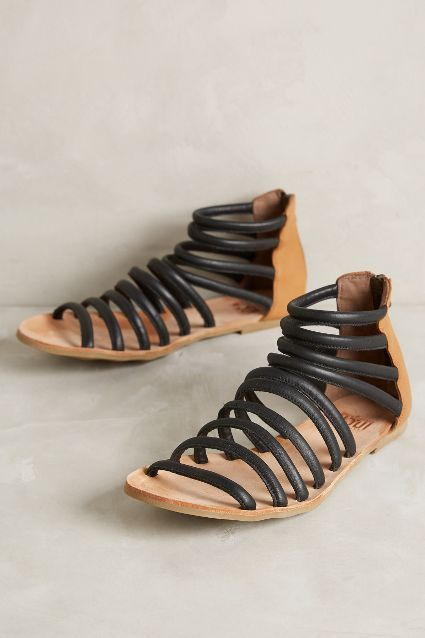 Fortress of Inca Lisa Sandals - #anthrofave