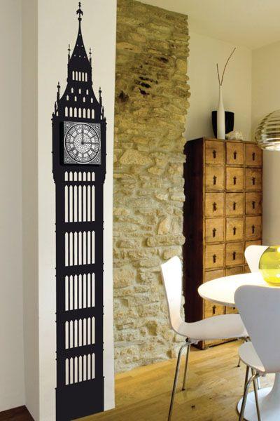 Big Ben wall clock, I so want this!