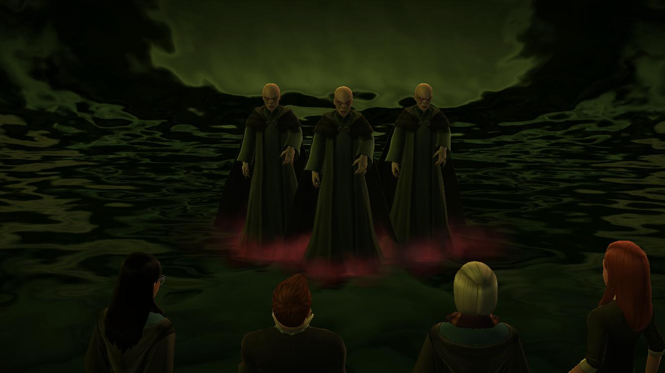Hogwarts Mystery Year 3 Cursed Vault Facing Boggart Voldemort Hogwarts Mystery Hogwarts Mystery Games