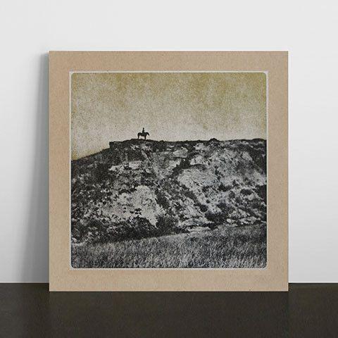 HAMMERPRESS | Lone Horseman Art Print