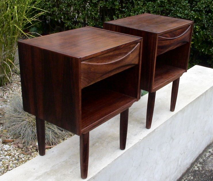 mid century bedside tables | furniture | pinterest | mid century