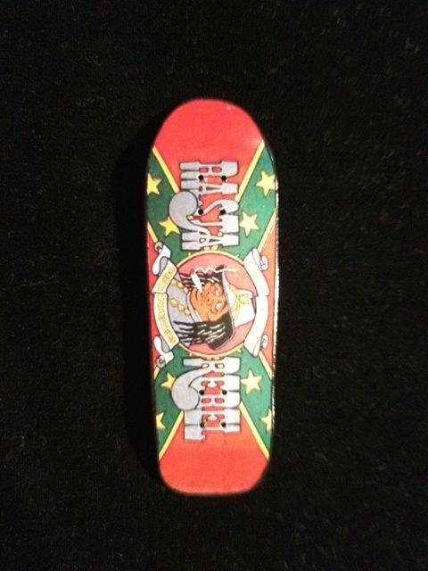Old Skool Rebel Fingerboard