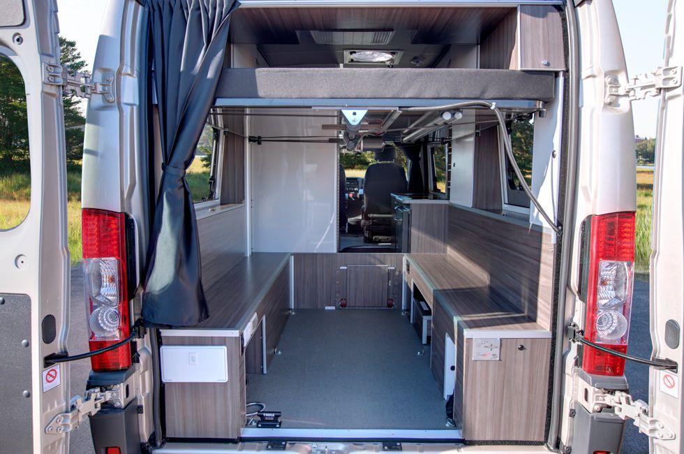 Ram - ProMaster FLEX   Camper van, Van interior, Ram promaster