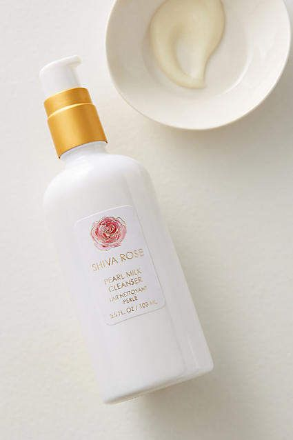 Shiva Rose Pearl Milk Face Cleanser Shiva Rose Face Cleanser Skin Cleanser Products