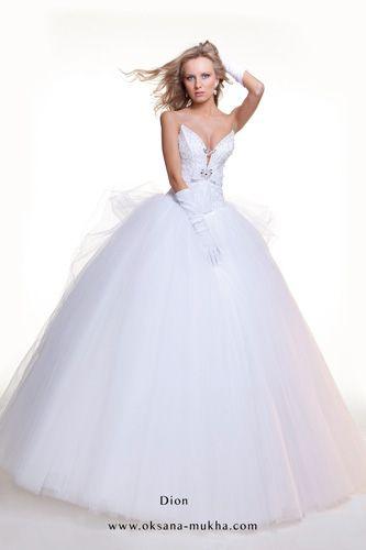 I like the top!! Oksana Mukha | Wedding Dresses | Bridal Dresses ...