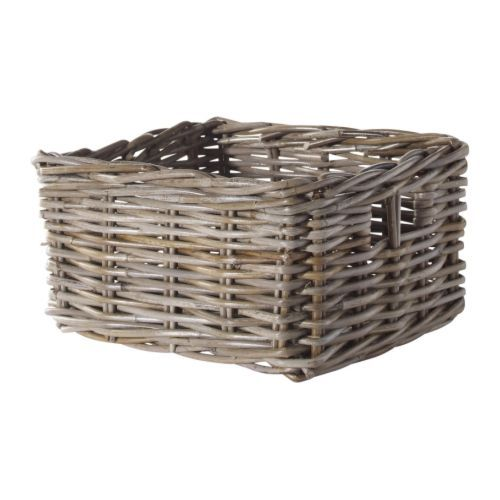 Ikea Byholma Gray Basket Celebrations Holidays