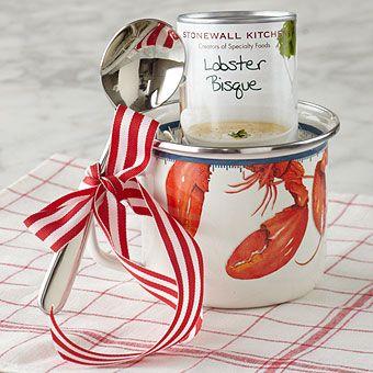 Stonewall Kitchen Lobster Bisque Gift Set