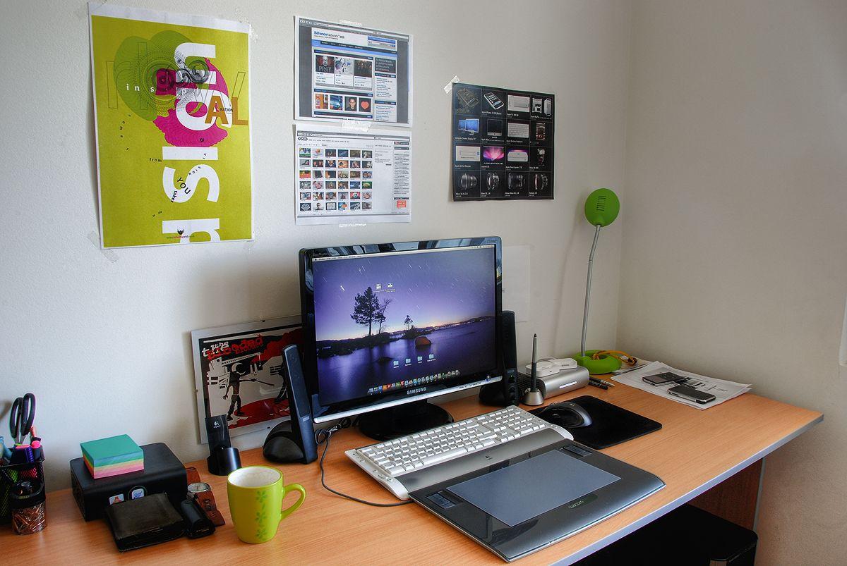 Coole Und Kreative Computer Zu Hause Zimmer Deko Ideen Möbel Es gibt ...