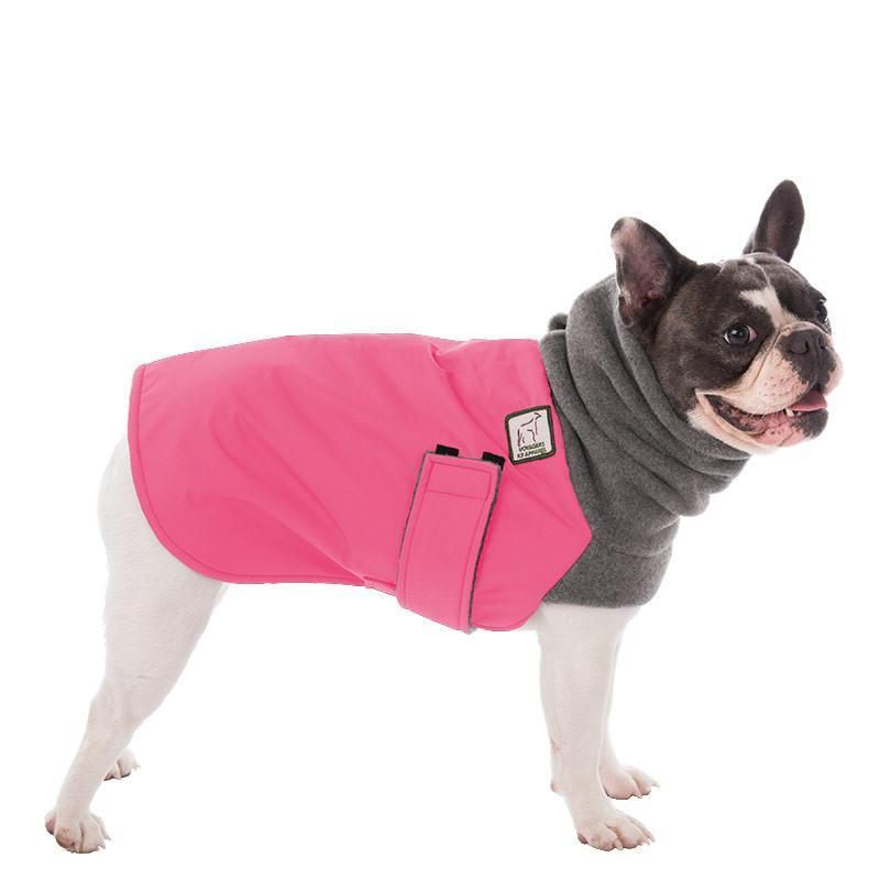 Dog Coat Car Hooded Fur Puppy Pet Clothes Winter Warm  Vest Costumes Newly