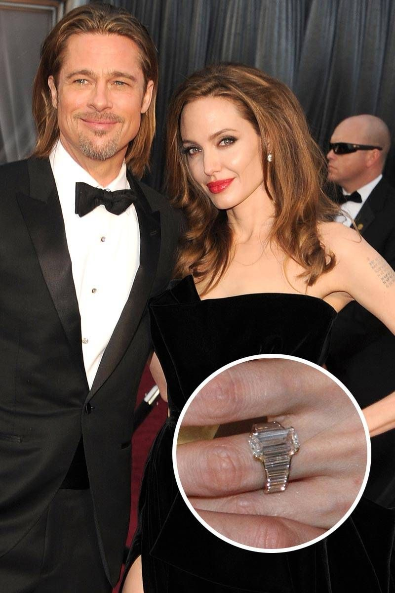 Pin On Celebrity Rings