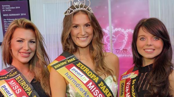 Dana Wiebke Schäfer - Miss Oldenburg 2014-2015