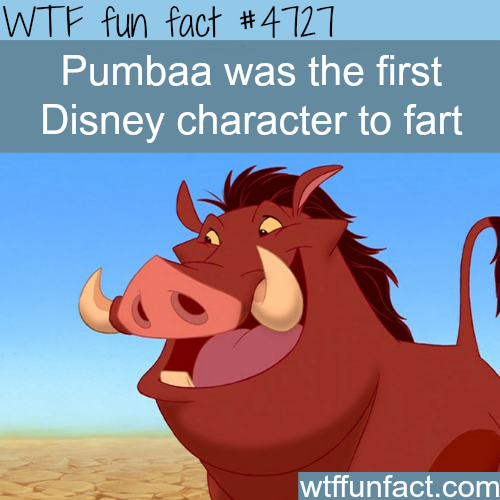 Disney Facts - WTF fun facts | WTF Facts ☆ミ(o*・ω・)ノ ...