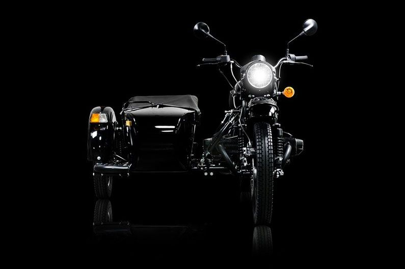 "2016 Ural Dark Force Limited Edition -- With the J.J. Abrams directed Star Wars: The Force Awakens hitting movie theatres in late December, Ural will produce twenty-five Star Wars inspired limited edition Dark Force sidecar motorcycles for the hard-core Star Wars bike fan. Each sidecar motorcycle comes ""standard equipped with Lightsaber®, LED lighting, and fully blacked out to hide you in the shadows."" The sidecar unit has a small waterproof trunk to securely store your gear."