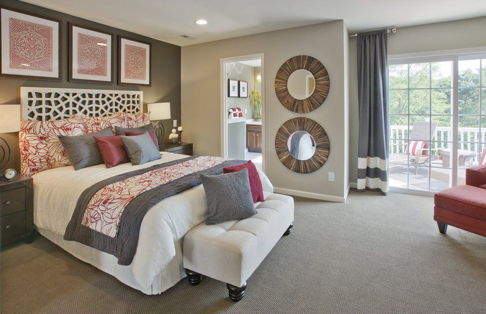 Contemporary Master Bedroom - Found on Zillow Digs What do you