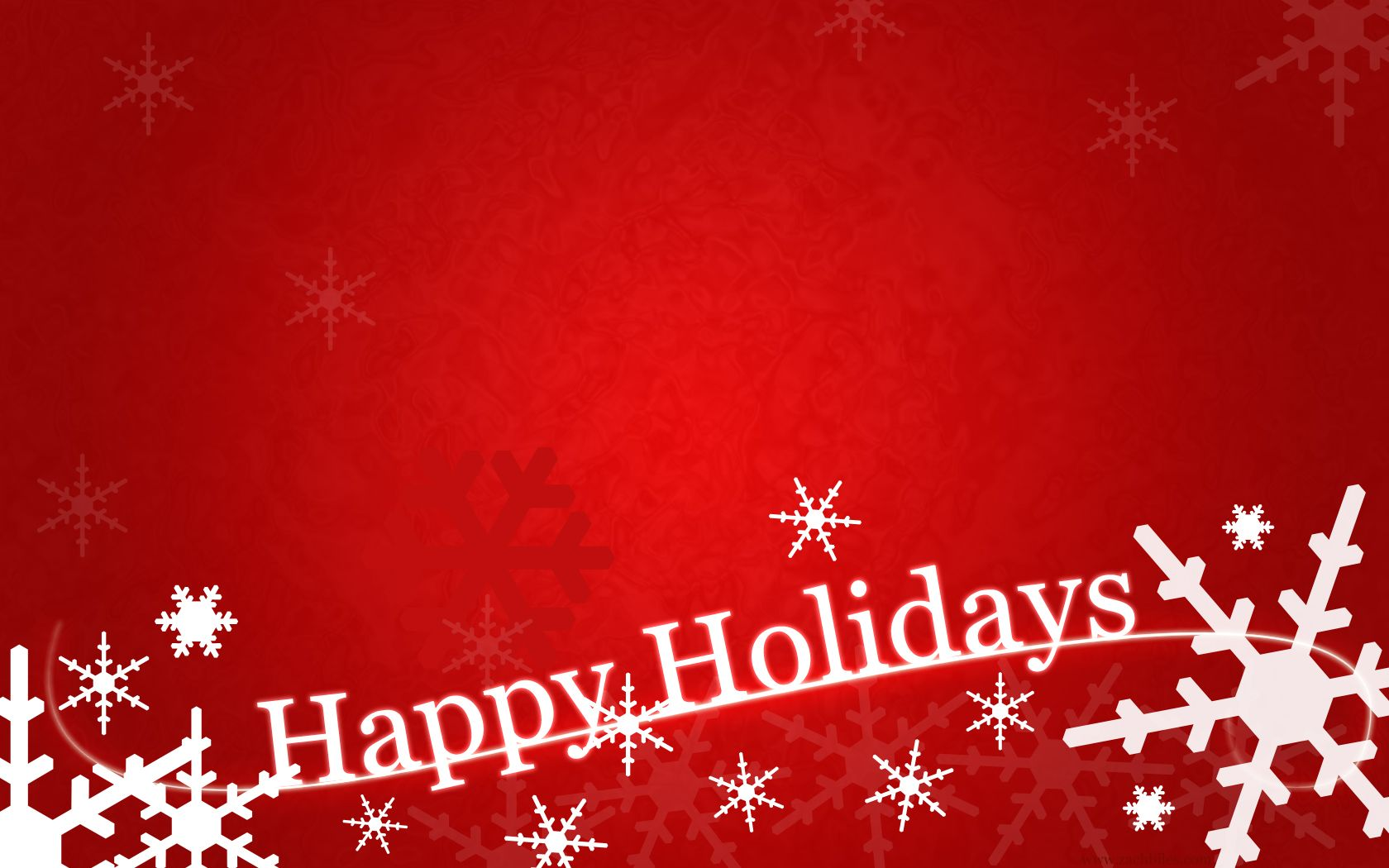 happy holidays card template