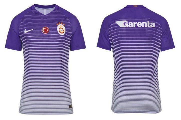 d8f63b03f7 Terceira camisa do Galatasaray 2016-2017 Nike