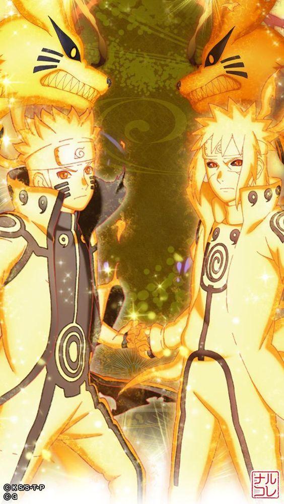 Uzumaki Naruto Photo: *Naruto & Minato*