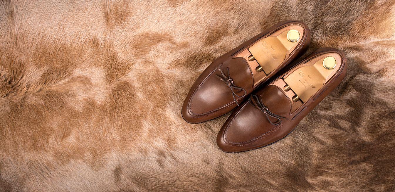 THE MONTGOMERY Box-calf de Haas | Horma Nelson| Suela John Rendembach