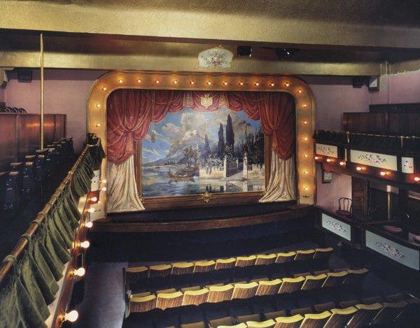 Sheridan Opera House Portfolio Of Restoration Original Design Theater Architecture Opera House Art Deco Wedding