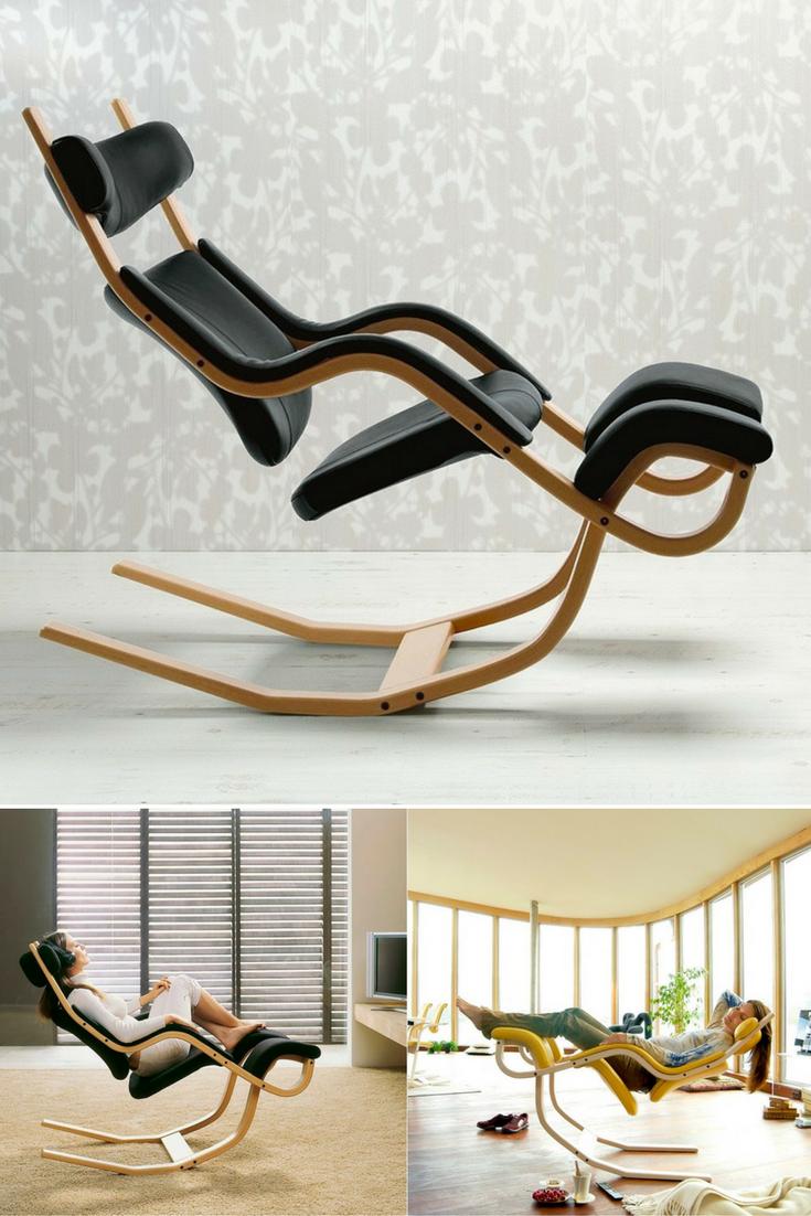 cool product alert varier gravity balans chair pinterest 椅子