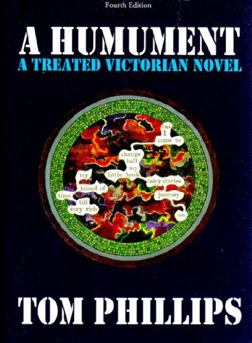 A Humument: A Treated Victorian Novel by Tom Phillips http://www.amazon.co.uk/dp/0500285519/ref=cm_sw_r_pi_dp_VFZCwb1GXSAB0