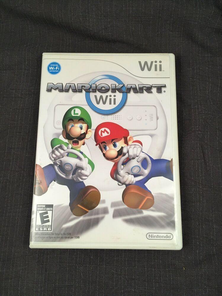 Mario Kart Wii by Nintendo Nintendo [2020]Mario Kart Tour