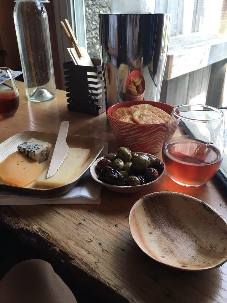 Vineyard, Wine Tasting, New York