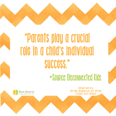 #Parents #play a #crucial #role in a #child's individual #success. *Source Disconnected Kids #reading #book #parenting #learningdisability #addressthecause #brainbalance